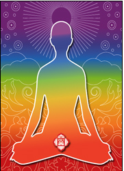 Root Chakra location: Tailbone/base of spine. It centers upon our core needs for survival, security and livelihood.
