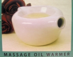 I love my Aromaland oil warmer. It is made in the USA and only costs $9.99!